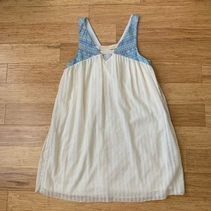 Anthropologie- DejaVu summer dress